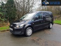 2015 VOLKSWAGEN CADDY MAXI 1.6 C20 TDI 5d 102 BHP PARKING SENSORS £7250.00