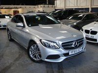 USED 2015 65 MERCEDES-BENZ C CLASS 2.0 C350 E SPORT 4d AUTO 208 BHP ANY PART EXCHANGE WELCOME, COUNTRY WIDE DELIVERY ARRANGED, HUGE SPEC