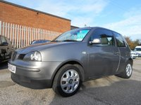 USED 2004 54 SEAT AROSA 1.0 S 3d 50 BHP PX TO CLEAR FULL MOT UPON PURCHASE