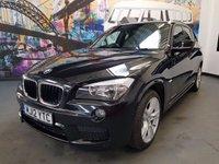 USED 2012 12 BMW X1 2.0 XDRIVE20D M SPORT 5d 174 BHP