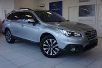 USED 2017 67 SUBARU OUTBACK 2.5 I SE PREMIUM 5d AUTO 175 BHP 1 Owner - Full Black Leather