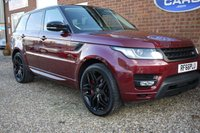 USED 2017 66 LAND ROVER RANGE ROVER SPORT 3.0 SDV6 HSE DYNAMIC 5d AUTO 306 BHP