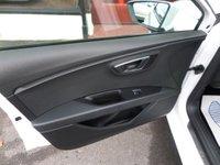 USED 2014 14 SEAT LEON 2.0 TDI FR TECHNOLOGY DSG 5d AUTO 184 BHP **SAT NAV** ** NAVIGATION * F/S/H **