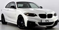 USED 2016 16 BMW 2 SERIES 2.0 218d M Sport (s/s) 2dr BMW Service Plan, Immaculate!