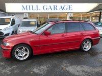 2005 BMW 3 SERIES 2.0 318I SPORT 5d AUTO 141 BHP £2495.00
