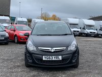 USED 2013 63 VAUXHALL CORSA 1.3 S AC CDTI ECOFLEX S/S 5d  AC, FREE ROAD TAX, ONLY ONE PREVIOUS OWNER, ECO MODE,
