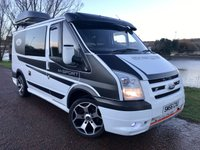USED 2006 56 FORD TRANSIT 2.2 260 SWB LR 110 1d 110 BHP **STUNNING FORD TRANSIT WITH FULL CAMPER CONVERSION**