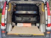 USED 2013 13 MERCEDES-BENZ VITO 2.1 113 CDI BLUEEFFICIENCY 5 DOOR  136 BHP