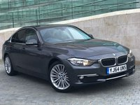 2014 BMW 3 SERIES 2.0 320D LUXURY 4d AUTO 184 BHP £14480.00