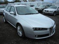 2011 ALFA ROMEO 159 2.0 JTDM 16V LUSSO SPORTWAGON 5d 170 BHP £SOLD