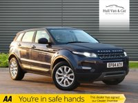 """USED 2015 64 LAND ROVER RANGE ROVER EVOQUE 2.2 ED4 PURE 5d 150 BHP LEATHER, BLUETOOTH, 18"""" ALLOYS"""