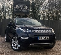 2015 LAND ROVER DISCOVERY SPORT 2.0 TD4 HSE LUXURY 5dr AUTO