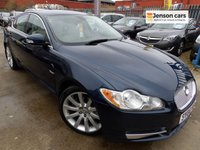 USED 2008 08 JAGUAR XF 2.7 PREMIUM LUXURY V6 4d AUTO 204 BHP NEW MOT, SERVICE & WARRANTY