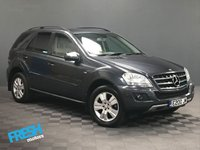 USED 2010 MERCEDES-BENZ M CLASS 3.0 ML300 CDI BLUEEFFICIENCY SE * 0% Deposit Finance Available