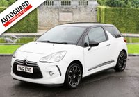 USED 2012 12 CITROEN DS3 1.6 DSTYLE PLUS 3d 120 BHP Finance options available