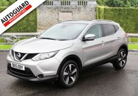USED 2015 15 NISSAN QASHQAI 1.5 DCI N-TEC PLUS 5d 108 BHP Finance options available