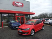 2014 VOLKSWAGEN POLO 1.2 MATCH EDITION TDI 5d 74 BHP £7695.00