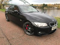 USED 2013 62 BMW 3 SERIES 3.0 325D SPORT PLUS EDITION 2d AUTO 202 BHP **DAKOTA RED LEATHER**