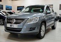 2009 VOLKSWAGEN TIGUAN 2.0 SE TDI 5d 138 BHP 4MOTION 4WD ESTATE  £5995.00