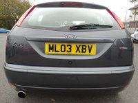USED 2003 03 FORD FOCUS 2.0 ST 170 3d 173 BHP