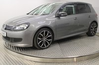 USED 2012 12 VOLKSWAGEN GOLF 1.6 S TDI BLUEMOTION 5d 103 BHP