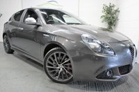 2012 ALFA ROMEO GIULIETTA 1.6 JTDM-2 SPORTIVA 5d 105 BHP £6250.00