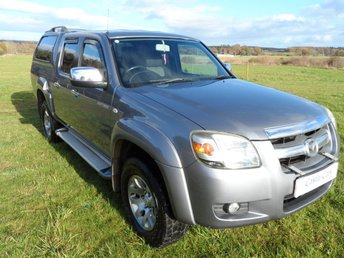 2009 MAZDA BT-50 2.5 4X4 TS2 D/C 1d 141 BHP £SOLD