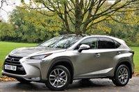 USED 2015 65 LEXUS NX 2.5 300H LUXURY 5d AUTO 153 BHP