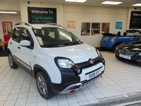 USED 2016 16 FIAT PANDA 1.2 MULTIJET CROSS 5d 80 BHP