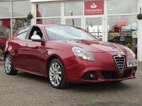 2010 ALFA ROMEO GIULIETTA 2.0 JTDM-2 VELOCE 5d 170 BHP £2495.00