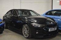 2013 BMW 3 SERIES 2.0 320D M SPORT 4d AUTO 181 BHP £15995.00