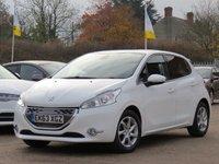 2013 PEUGEOT 208 1.4 E-HDI ALLURE 5d 68 BHP AUTOMATIC £6495.00