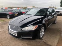 USED 2008 58 JAGUAR XF 2.7 PREMIUM LUXURY V6 4d AUTO 204 BHP