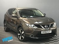 USED 2016 66 NISSAN QASHQAI 1.2 N-CONNECTA DIG-T XTRONIC 5d AUTO