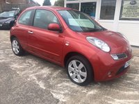 USED 2010 10 NISSAN MICRA 1.2 N-TEC EVER DEPENDALE NISSAN AT SUCH GOOD VALUE!!!!