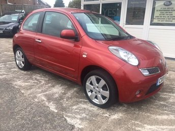 2010 NISSAN MICRA 1.2 N-TEC EVER DEPENDALE NISSAN AT SUCH GOOD VALUE!!!! £2995.00