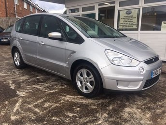 2009 FORD S-MAX 2.0 ZETEC TDCI 7 SEATER FAMILY - OUTSTANDING CONDITION!!!! £3995.00
