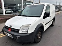2004 FORD TRANSIT CONNECT 1.8 T200 L SWB 1d 74 BHP £995.00