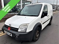 USED 2004 54 FORD TRANSIT CONNECT 1.8 T200 L SWB 1d 74 BHP