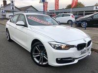 2013 BMW 3 SERIES 2.0 316D SPORT 4d 114 BHP £SOLD