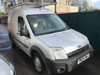 USED 2004 04 FORD TRANSIT CONNECT 1.8 T230 LWB 1d 89 BHP