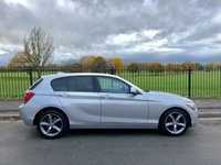 2012 BMW 1 SERIES 1.6 116I URBAN 5d 135 BHP £7995.00