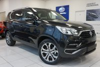 2018 SSANGYONG REXTON 2.2 ULTIMATE Auto  £39000.00