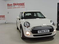 USED 2014 64 MINI HATCH COOPER 1.5 COOPER D 3d 114 BHP with Pepper Pack