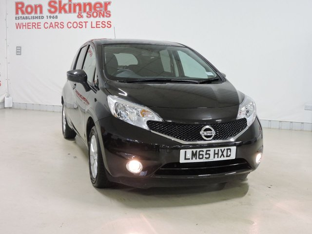 View our 2015 65 NISSAN NOTE 1.2 ACENTA 5d 80 BHP