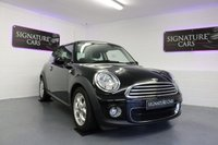 2013 MINI HATCH ONE 1.6 ONE D 3d 90 BHP £7300.00