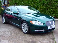 2009 JAGUAR XF 3.0 V6 LUXURY 4d 240 BHP £5975.00
