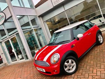2010 MINI HATCH COOPER 1.6 COOPER 3d 122 BHP £4000.00