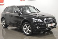 USED 2011 60 AUDI Q5 2.0 TDI QUATTRO S LINE 5d 140 BHP BEST COLOUR WITH PRIVACY GLASS + AMAZING VALUE 2011 S-LINE