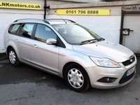 2009 FORD FOCUS 1.6 ECONETIC TDCI 5d 109 BHP £2500.00